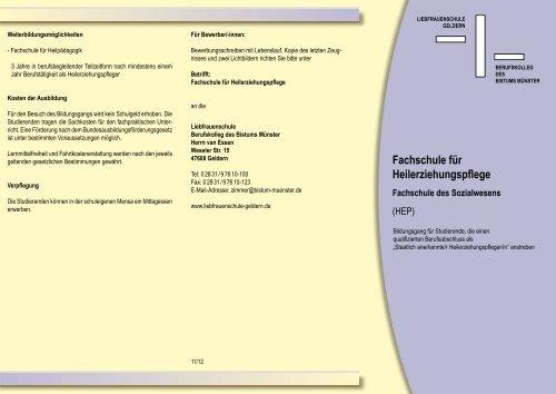 Fachschule für Heilerziehungspflege - LFS – Liebfrauenschule ...