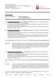 Infoblatt - Fachschule für Heilerziehungspflege und ...