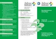Flyer als PDF-Dokument - Berufsbildungswerk Osnabrücker Land eV