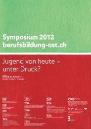 Flyer Symposium 2012 - OKB