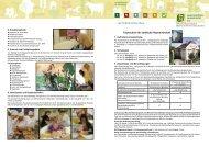 Info-Inlay zur FS für ländl. Hauswirtschaft - LLA IMST