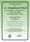 10. Stainzer Jungbauernball - LFS Stainz - Seite 5