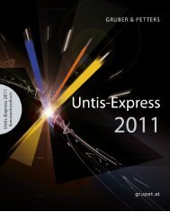 Neues in Untis Express 2011