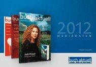 Mediadaten 2012 - Buchaktuell.de