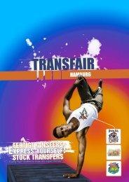 Fertigtransfer Katalog - Transfair Hamburg