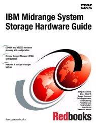IBM Midrange System Storage Hardware Guide - IBM Redbooks