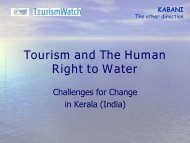 Water Kerala final für PDF - Tourism Watch