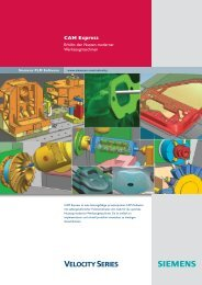 CAM Express (German) - PBU CAD-Systeme