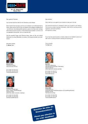 Datei downloaden (pdf - 415 kB) - Aquatherm Vienna