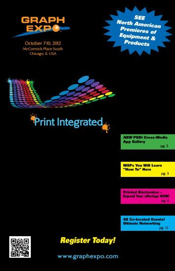 Print Integrated - Graph Expo