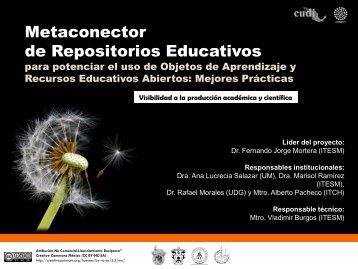 Metaconector de Repositorios Educativos