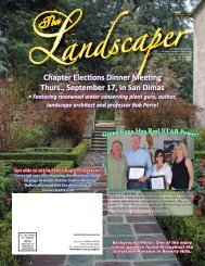 Chapter Elections Dinner Meeting Thurs., September ... - Eyescapes