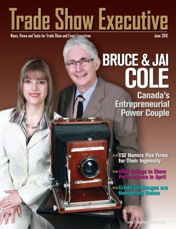 BRUCE & JAI - Trade Show Executive