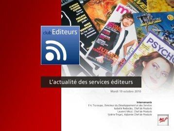 Services - MLP