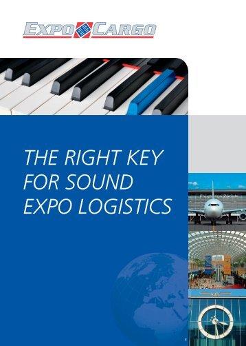 Company brochure - Expo Cargo
