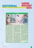 Messekalender 2006 - Campingwirtschaft Heute - Seite 3