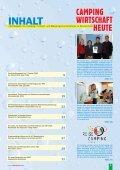 Messekalender 2006 - Campingwirtschaft Heute - Seite 5