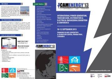 Download brochure - AMB Exhibitions