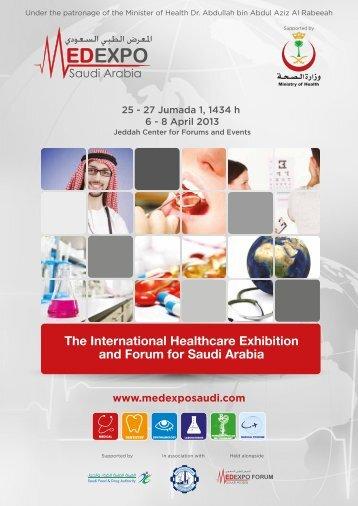 medexpo saudi arabia - Helee Expo Consulting & Service
