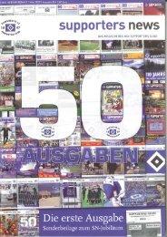Ausgabe 50 04/2007 - HSV-Supporters