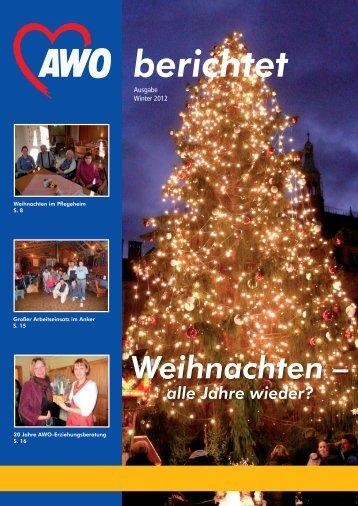berichtet - AWO Halle-Merseburg