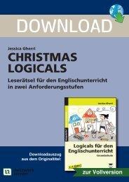 CHRISTMAS LOGICALS - Netzwerk Lernen