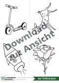 Lesen mit Bewegung: Silbenboote Ahoi! - Netzwerk Lernen - Seite 7