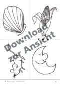 Lesen mit Bewegung: Anlaut-Stern - Persen Verlag - Seite 6