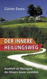 DER INNERE HEILUNGSWEG - Mission is Possible