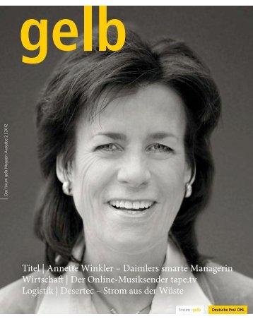 Titel   Annette Winkler – Daimlers smarte ... - Clickworker.com