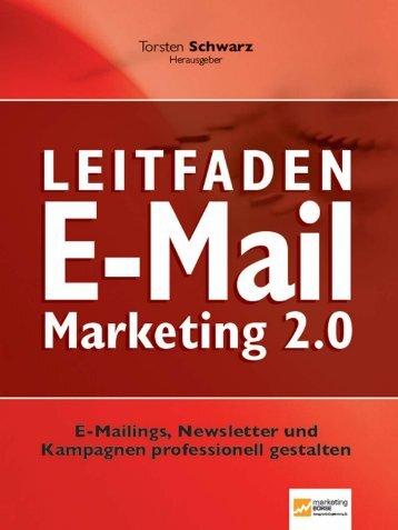 Leitfaden E-Mail-Marketing 2.0 - Absolit