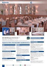 Karlsruhe - Potsdam - Best Western Hotels Deutschland