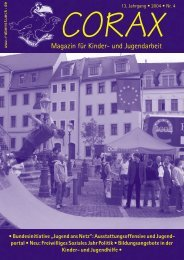 corax 4/2004 - RabenStück Verlag