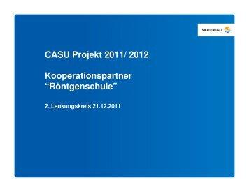 2011_12_21_Lenkungsausschuss Maßnahmen
