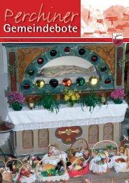 Perchiner Gemeindebote Nr. 02 2010 (3,70 MB