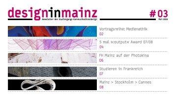 Preise und auszeichnungen 2004 studiengang for Innenarchitektur studiengang