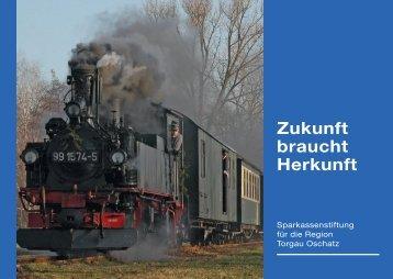 Publikation Sparkassenstiftung Torgau-Oschatz - Stiftung der ...