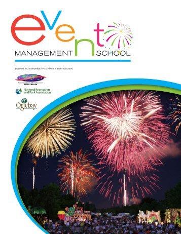 Event Management School Brochure - International Festivals ...