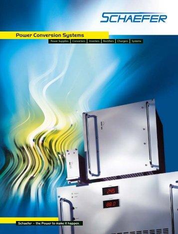 Full Catalog - Schaefer, Inc.