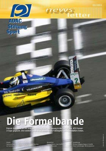 Die Formelbande - ADAC Stiftung Sport