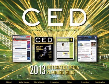 2013INTEGRATED MEDIA PLANNING GUIDE - Communications ...