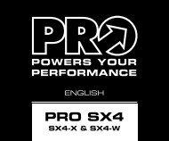 PRO SX4
