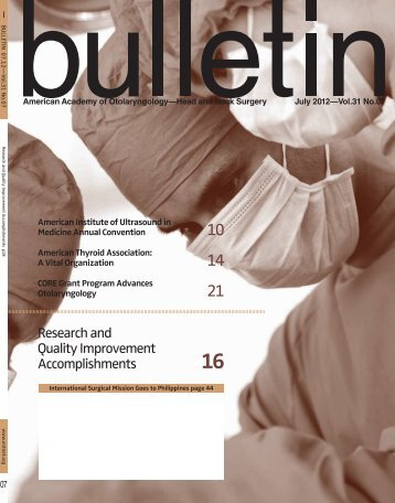Bulletin - Past Issue - Ascend Integrated Media