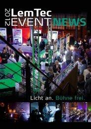 LemTec Event News 2012 - LemTec Innova