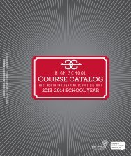 Course Descriptions - Fort Worth ISD