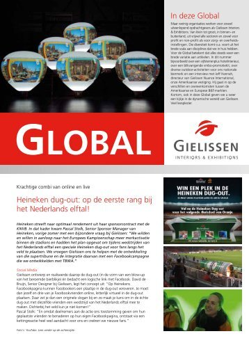 Relatiemagazine Global - januari 2012 - Gielissen Interiors ...