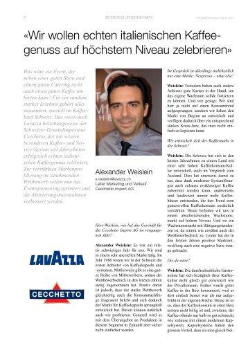 Cecchetto Import AG-02-2012 - Sponsoring Extra