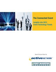 The Connected Event - Red 7 Media
