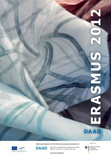 erasmus 2012 - EU - DAAD