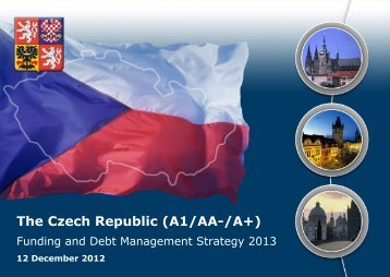 The Czech Republic (A1/AA-/A+)